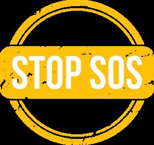 STOP SOS logo footer