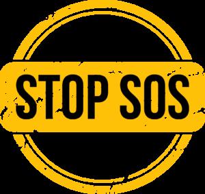 STOP SOS logo